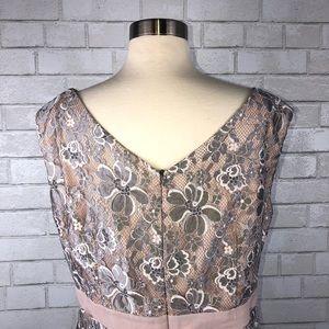 London Dress Company Dresses - London Dress Company Faith Lace Dress 14 J2545